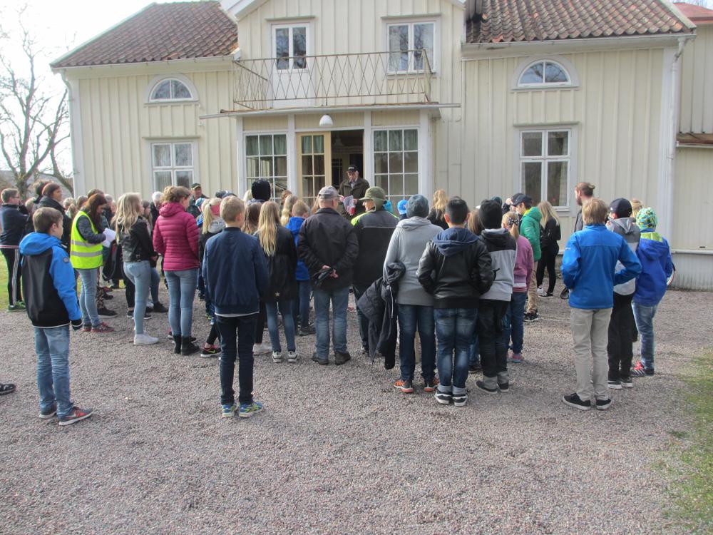 Samling framför Ingaryd för information.