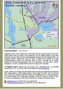 Kulturled Gyljeryd - vandring - Mullsjö kommun