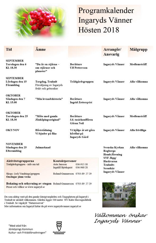 Programkalender-hoosten2018
