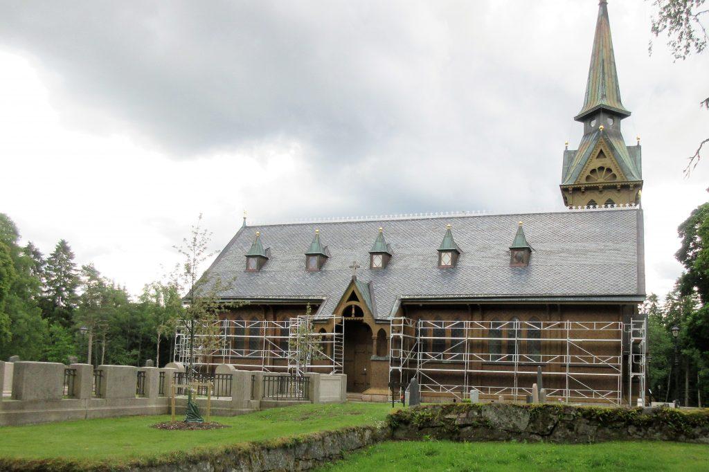 Nykyrke  kyrka