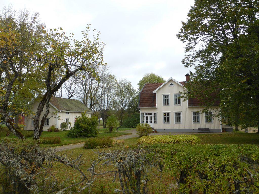 Göran och Karin Gusdahlins gård