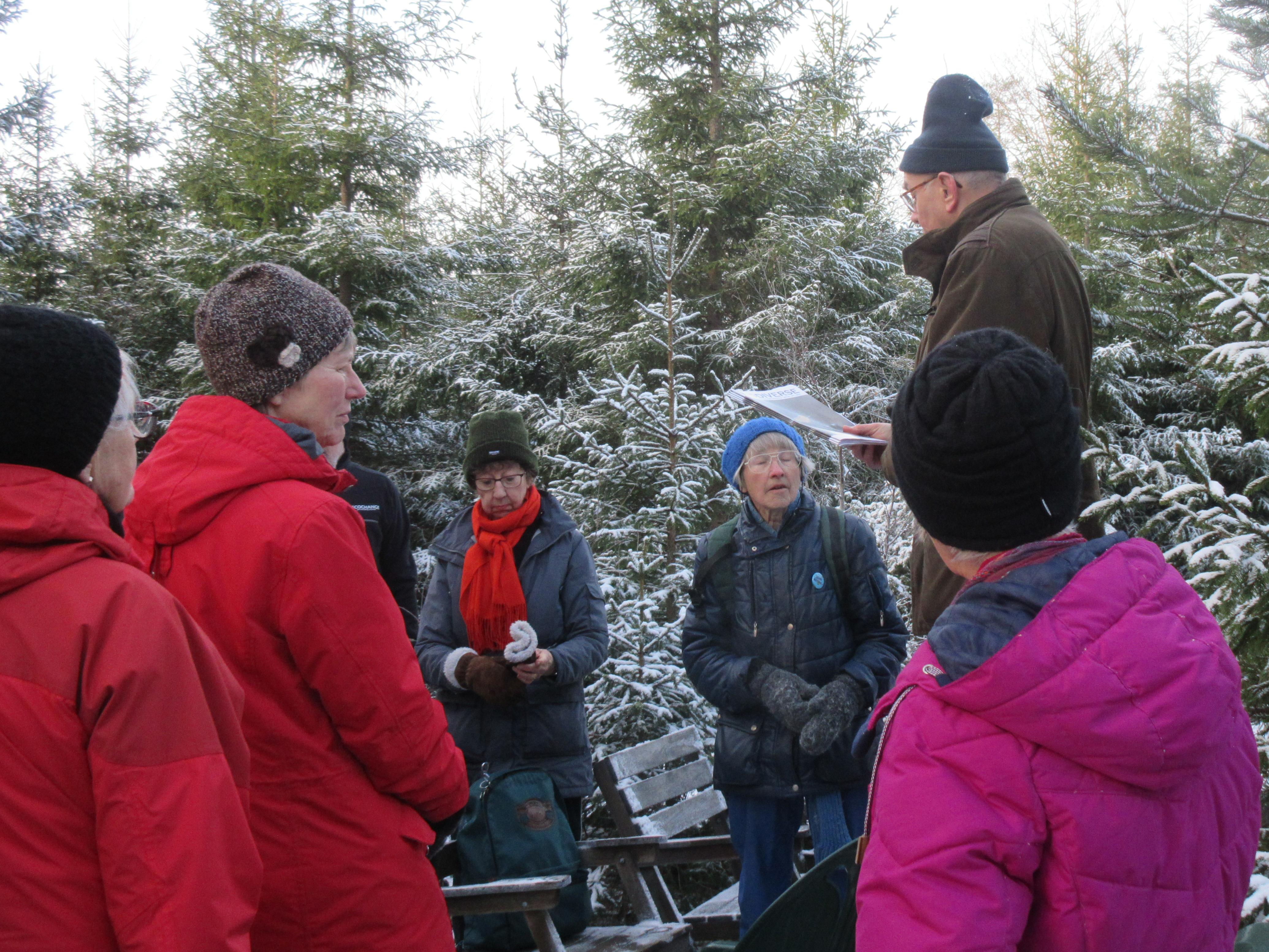 Roland informerade om tidskriften Biodiverse, som är gratis och kan beställas eller läsas på www.biodiverse.se
